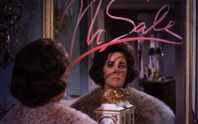 Elizabeth Taylor's Best Actress Oscars: BUtterfield 8 (1960) and Who's Afraid of Virginia Woolf? (1966)