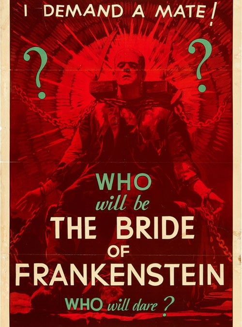The Fabulous Films of the 30s: The Bride of Frankenstein (1935)