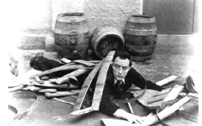 Rising from the Ashes: Buster Keaton?s Most Amazing Stunt