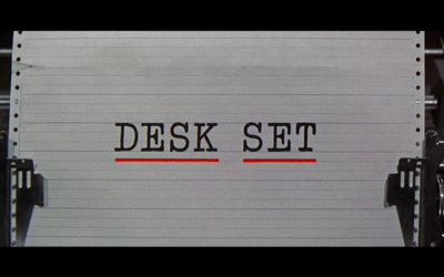 Desk Set (1957): Sapiosexuals Katharine Hepburn and Spencer Tracy Find Love in the Library