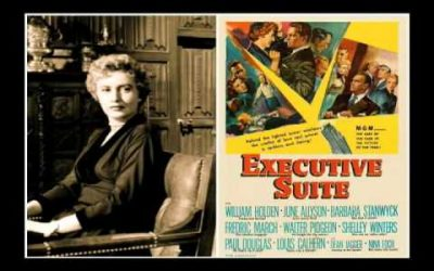 Barbara Stanwyck: Babs in the Boardroom