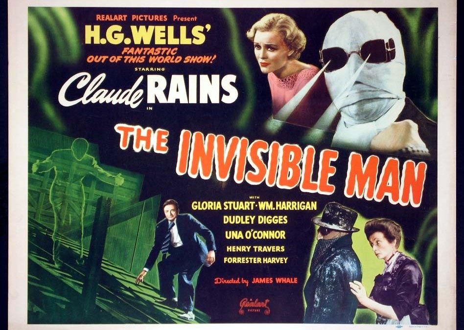 A Viewer?s Guide: How to Watch The Invisible Man (1933)