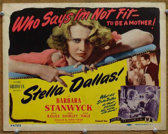 The Trouble with Stella Dallas