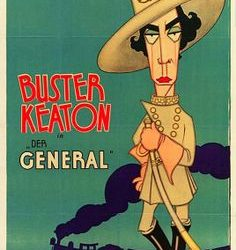 The General (1926): Split-second timing, decades ahead of his time