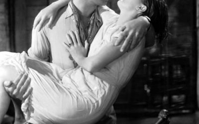 Anatomy of a scorcher: Mary Astor on Filming the Steamy Kiss in Red Dust