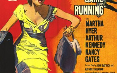 All Twisted Up Inside:  Arthur Kennedy and Frank Sinatra in Some Came Running (1958)